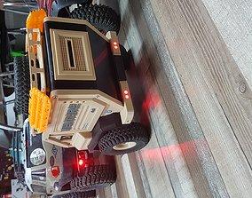 3D print model RC Crawler champ HPI Venture