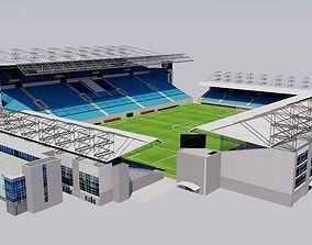 3D model Arena Khimki - Moscow