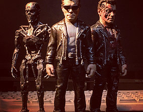 3dprinted Terminator 3D Printing Set