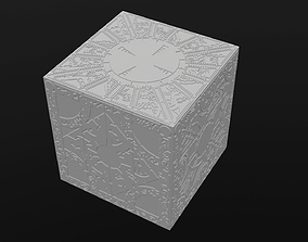 Printable Hellraiser puzzle box lament