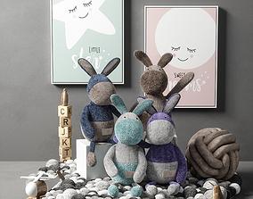 carpet 3D children set