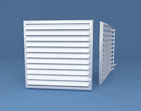 Air Vent cooling 3D