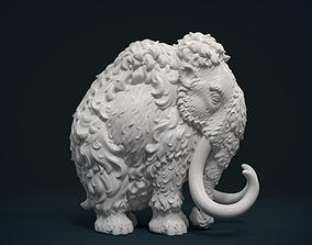 3D printable model Mammoth