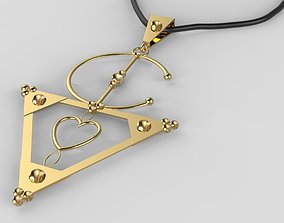 3D printable model Traditional Moroccan Amazigh Necklace