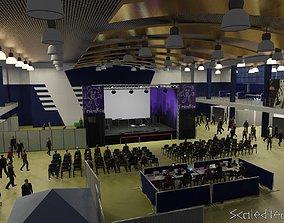RuBronyCon 2015 reconstruction 3D model