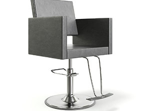 Hair Salon Armchair 3D