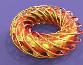 3D Torus Twist