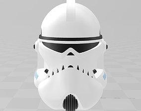 3D printable model Star Wars Clone Trooper Commander Neyo