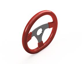 1to10 Sparco Racing Wheel 3D printable model