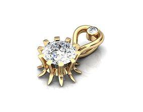 Jewelry Set AG007 3D model