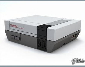 NES console only 3D