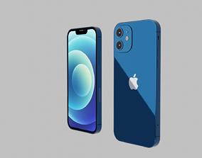 iphone 12 3D model VR / AR ready PBR