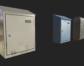 3D model Mailboxes