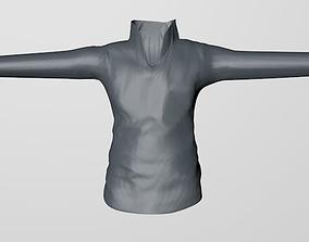 3D print model Elegant T-Shirt