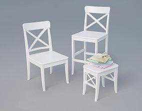 3D Ikea Ingolf