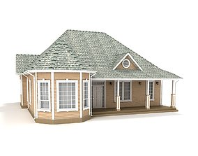 3D Cottage 83
