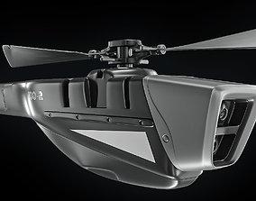 Micro Drone 3D model