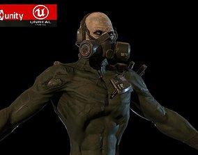 Mutant1 3D model