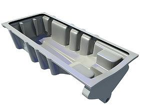 Engine Oil Sump 29 3D model