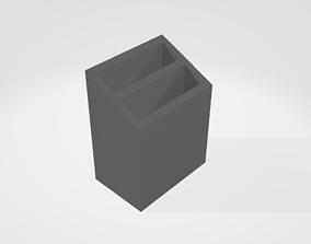 Pencil Cup 3D print model