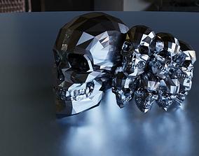 Ring Skull 3D model