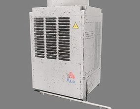 3D model Industrial air conditioning