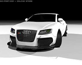 Audi s5 sport tuning ART power 3D model