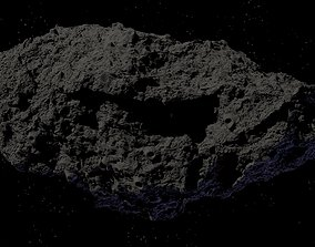 other 3D asteroid version 1 high detail