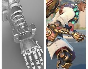 overwatchcosplay Junkenstein s arm 3D PRINTING FILES