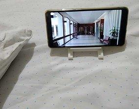 ADJUSTABLE PHONE STAND 3D printable model