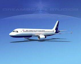 Airbus A320 LP Air Charter Intl 1 3D asset