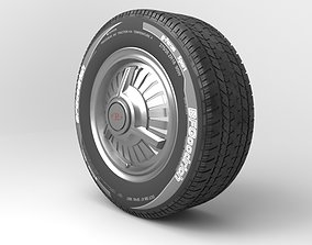 Realistic Tire 2 3D