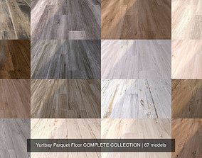 3D model Yurtbay Parquet Floor COMPLETE COLLECTION