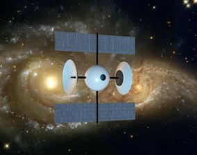 Space Probe II 3D