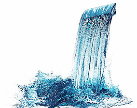 Waterfall 2 3D