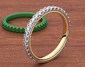 Verragio wedding 3D print model