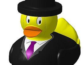 Groom - Duck 3D printable model
