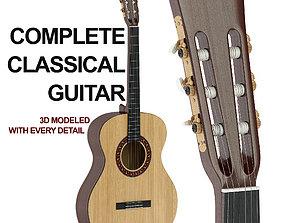 3D Complete Classical Guitar