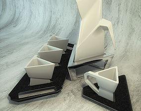 3D model Prism cofe