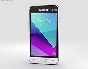 3D Samsung Galaxy J1 Mini Prime White