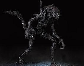 Xenomorph - Toy Scan 3D model