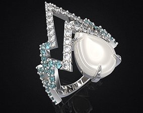 3D printable model RING ZEUS