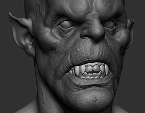 Vampire ztl 3D