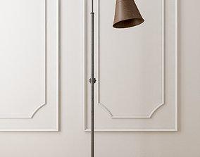 Lamp Floor 3d Model
