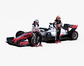 3D model Haas VF18