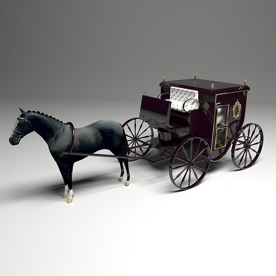 Deluxe Carriage
