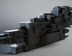 architectural Carbono 3D model