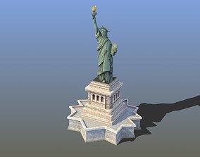 3D model Statue of Liberty VR
