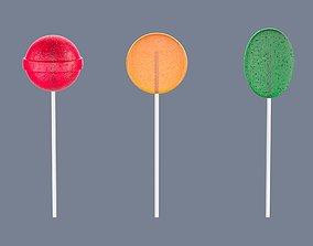 Lollipop Candy 3D