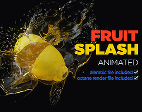 3D Fruit Splash